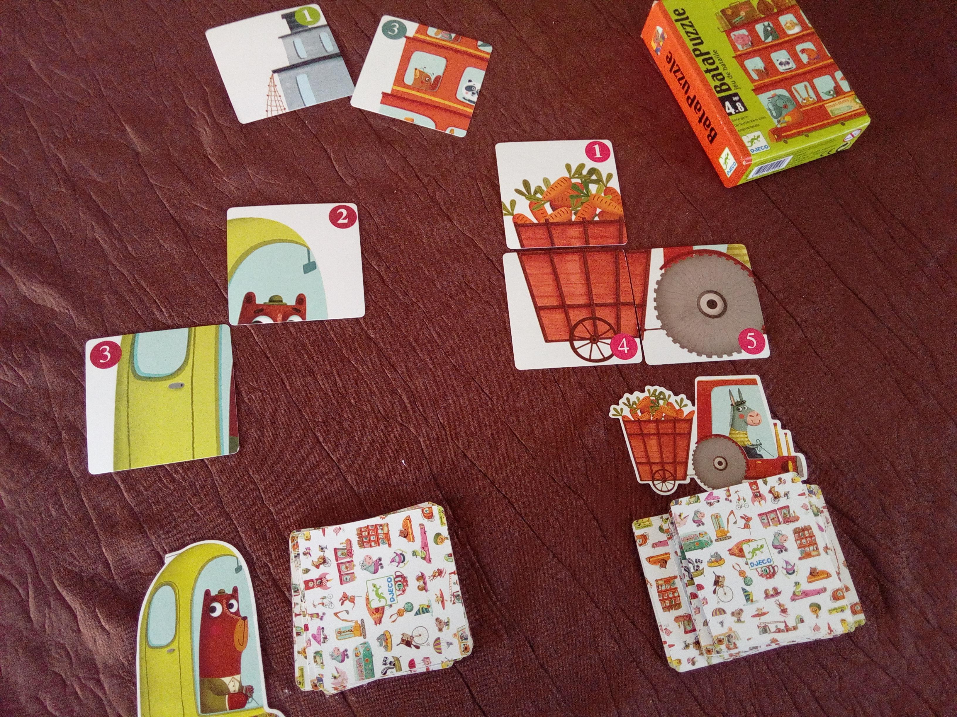 batapuzzle  un jeu pour travailler plusieurs comp u00e9tences