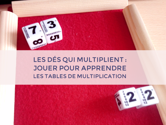 Jeu de lulu table de multiplication 28 images for Apprendre ses tables de multiplication en jouant