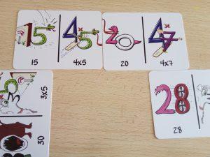 méthode apprendre table de multiplication