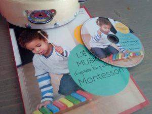éducation musicale montessori
