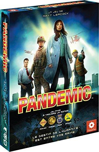 pandemic jeu coopération