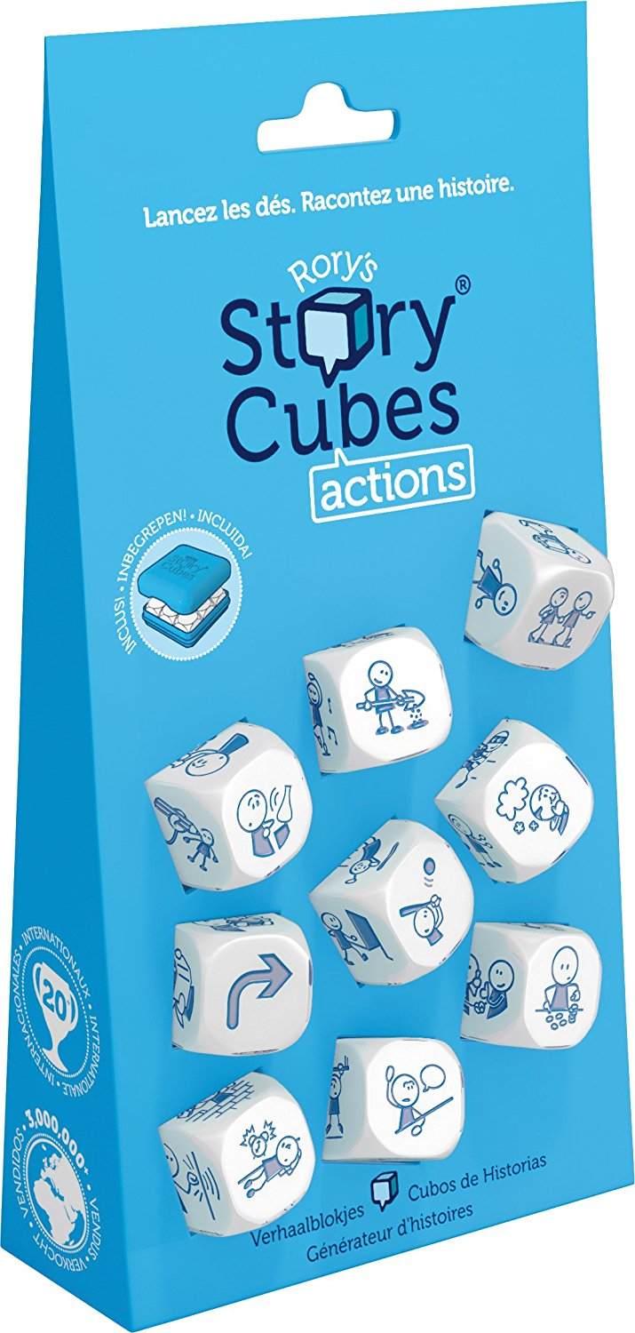 story cubes coopération