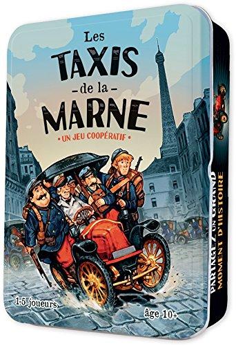 taxis de la mare jeu coopératif