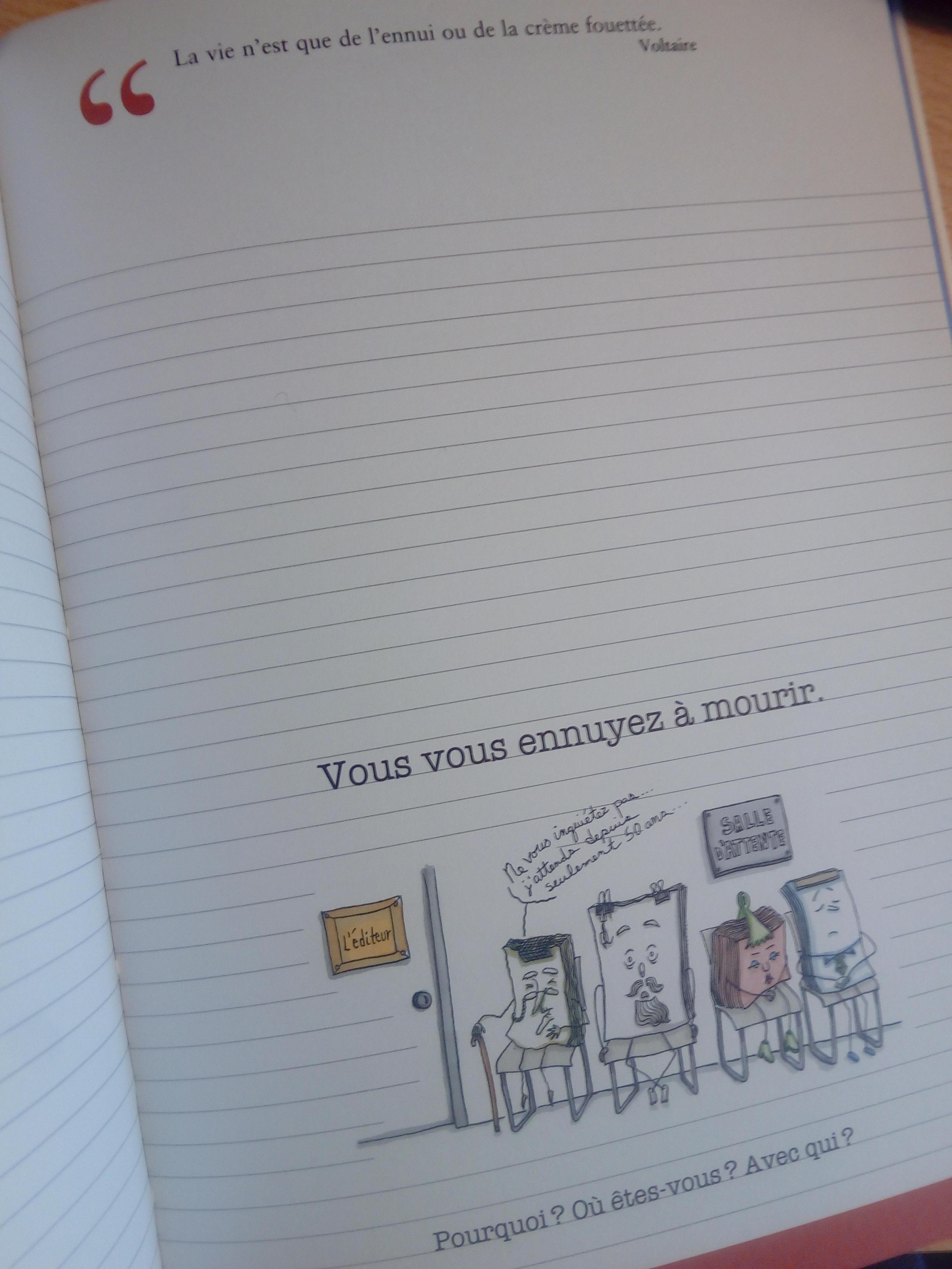 carnet expression écrite enfants