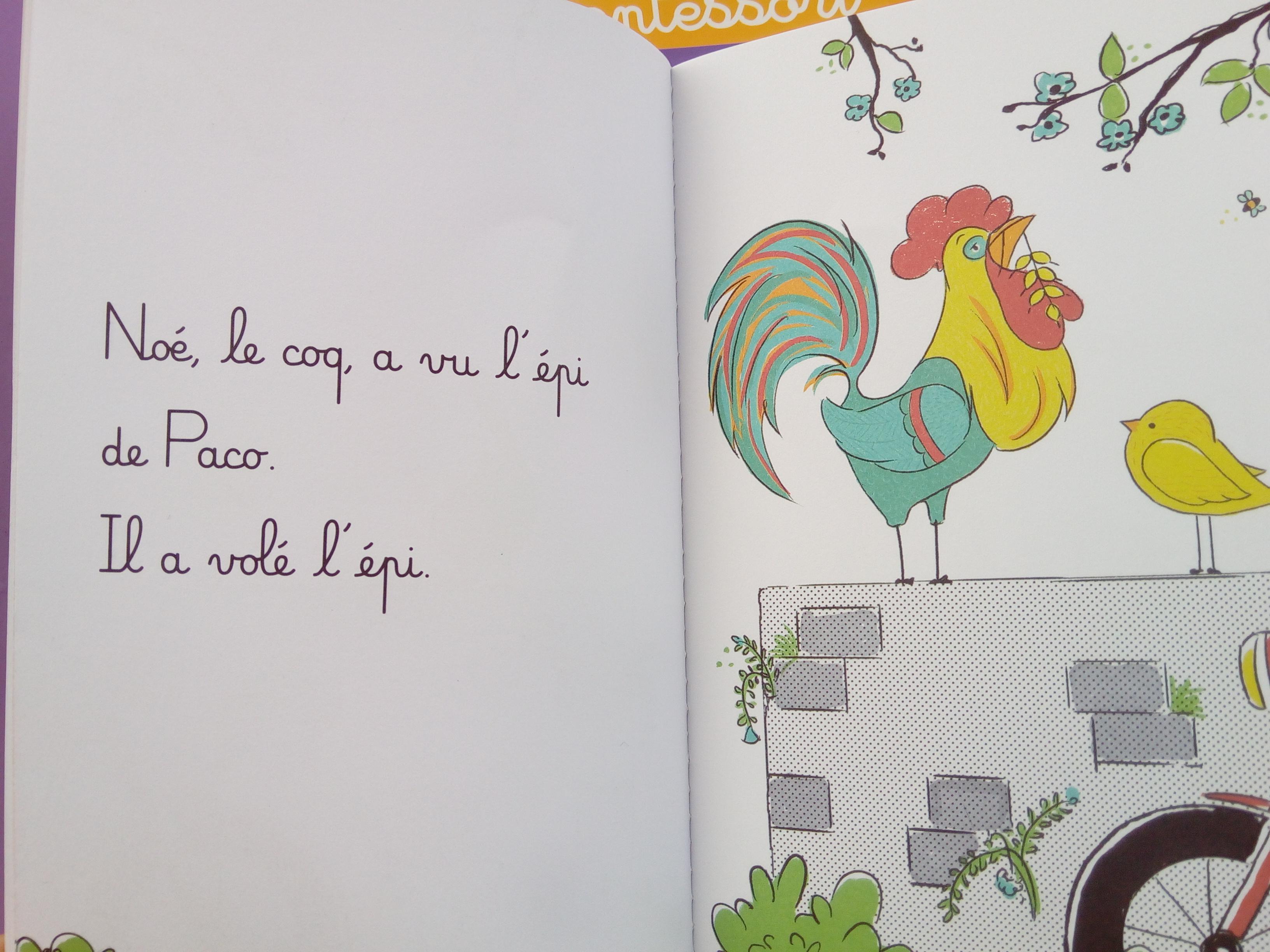 livres premières lectures enfants