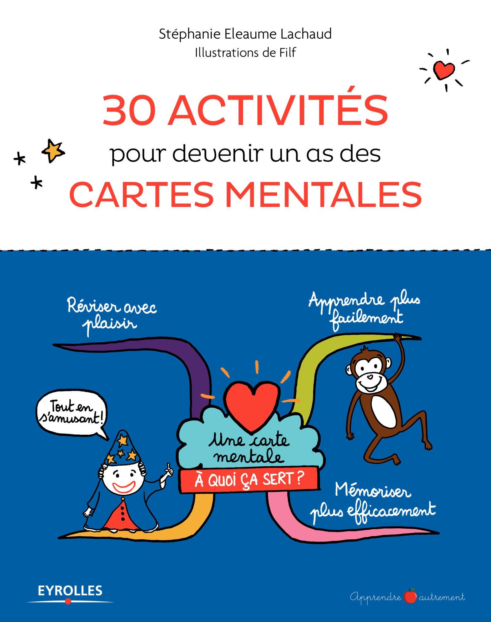 activités apprendre faire des cartes mentales