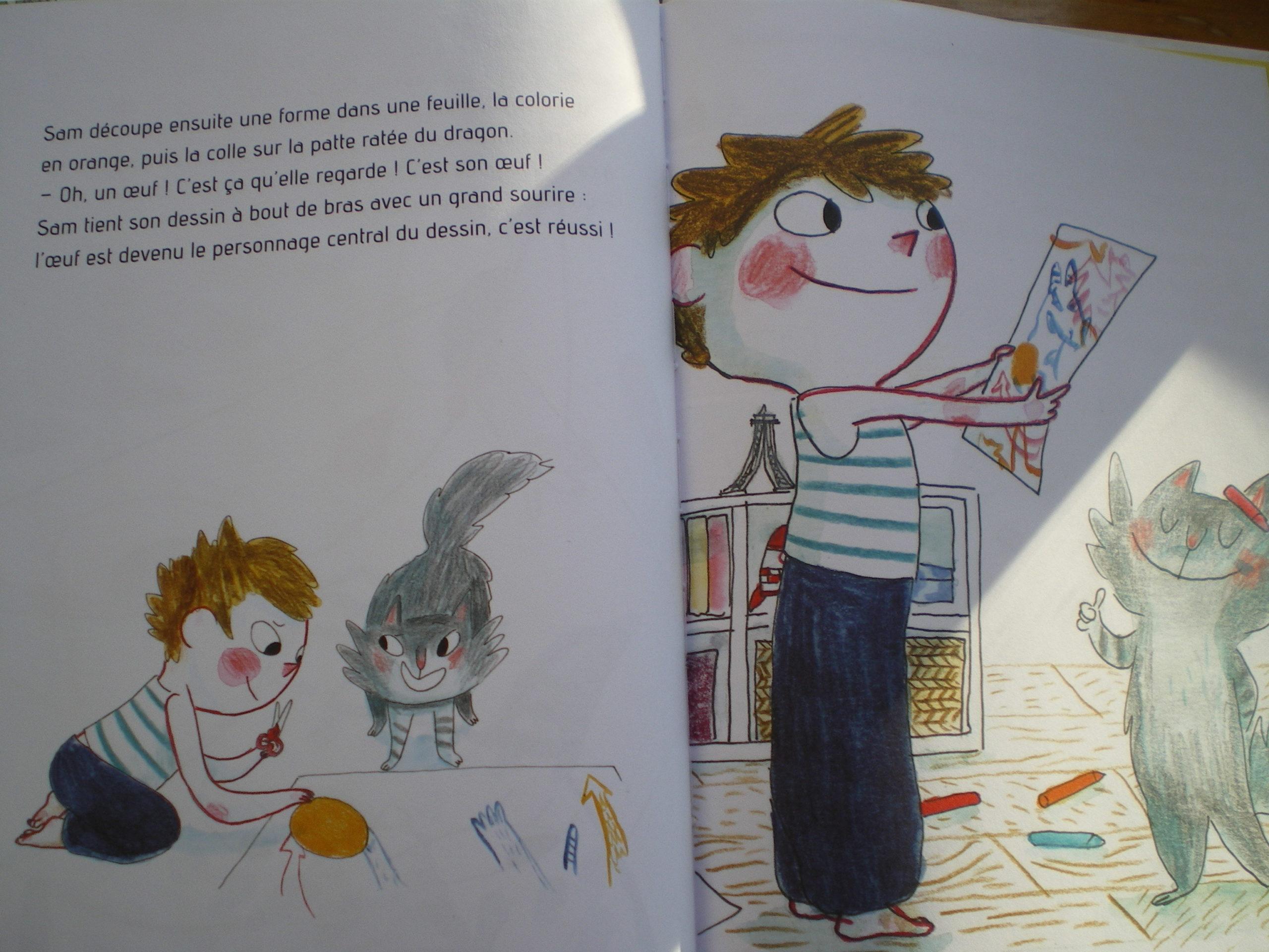 livre enfant accepter erreurs
